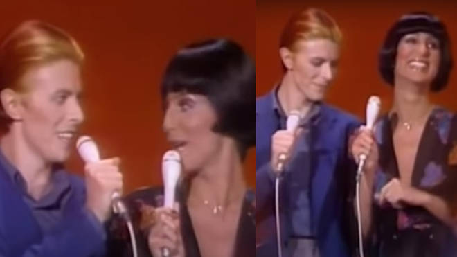 A collaboration between David Bowie and Cher may come as a surprise to many, but the pair's forgotten duet of 'Can You Hear Me' is superb.