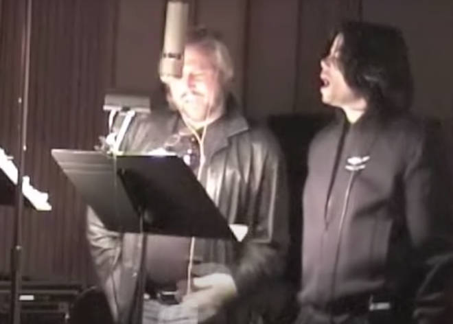 """""""&squot;All in Your Name&squot; is the message Michael wanted to send out to all of his fans all over the world that he did it all for them and for the pure love of music,"""" says Barry."""
