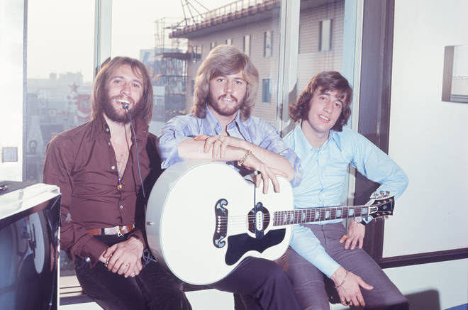 The collections of songs sees the release of 12 Bee Gees tracks including 'Words', 'How Deep is Your Love' and 'Jive Talkin'' get reworks from Barry Gibb.