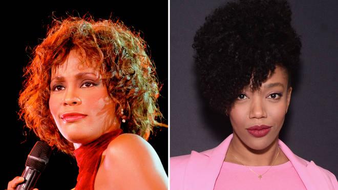 Naomi Ackie will reportedlt play Whitney Houston in a new film