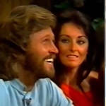 Barry Gibb and Linda Gibb (formerly Gray) have been married for fifty years after meeting on the set of Top of The Pops and marrying in 1970. Pictured in 1983.