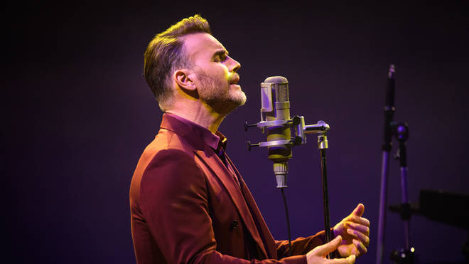 Gary Barlow's Smooth Session