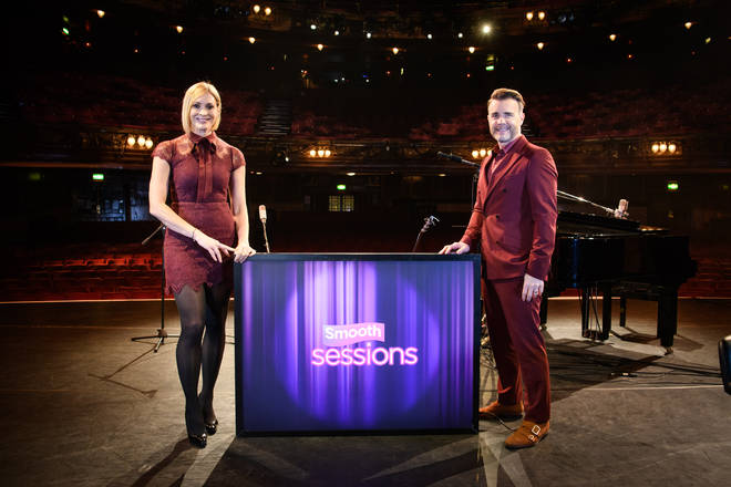 Gary Barlow's Smooth Session with Jenni Falconer