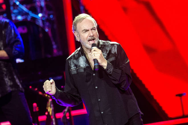The song has been issued to celebrate Neil Diamond's new album Neil Diamond With The London Symphony Orchestra: Classic Diamonds in which the singer has reimagined 14 of his classic hits.