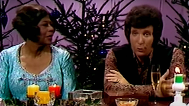 Tom Jones was recording a special Christmas episode of his hugely successful TV series This Is Tom Jones with Ella Fitzgerald in December of 1970, when the beautiful moment took place.