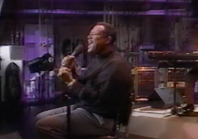 There's no one that compared to Luther Vandross and his version of 'Have Yourself a Merry Little Christmas', when he appeared on Good Morning America in December 1995, is absolutely legendary.