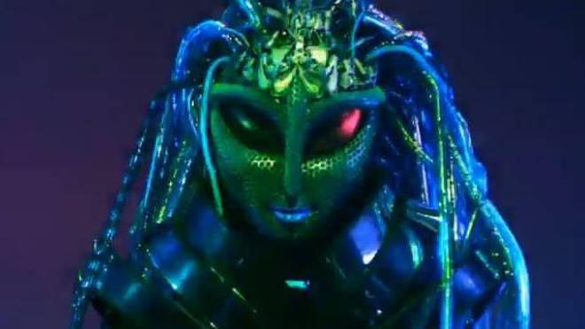 The Masked Singer UK: Who is Alien?