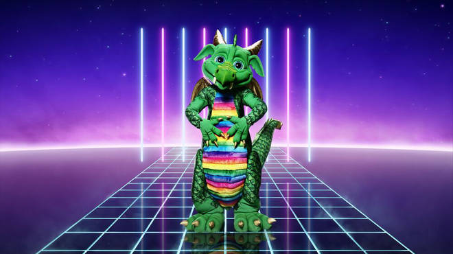 The Masked Singer UK: Who is Dragon? Clues and theories for series 2