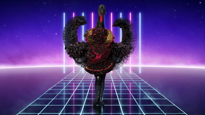 The Masked Singer UK: Who is Swan? Clues and theories for series 2