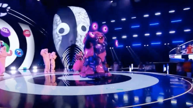 The Masked Singer series 2: Blob clues