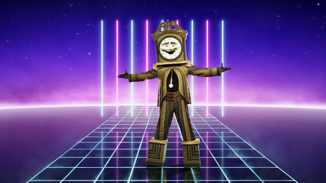The Masked Singer UK: Who is Grandfather Clock? Clues and theories for series 2