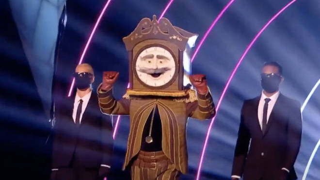 The Masked Singer series 2: Grandfather Clock clues