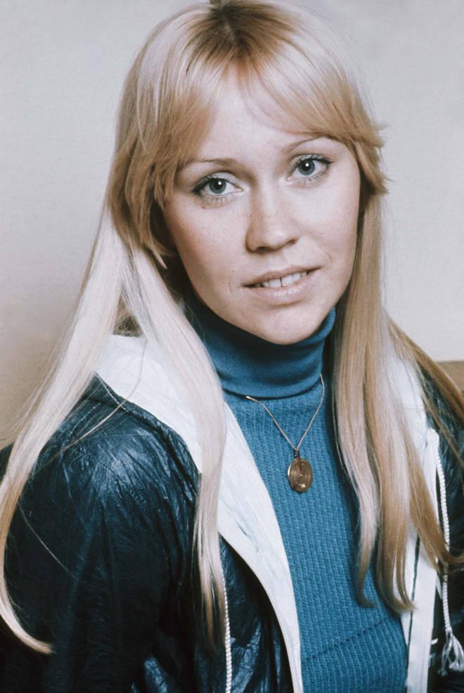 Agnetha Faltskog in 1976