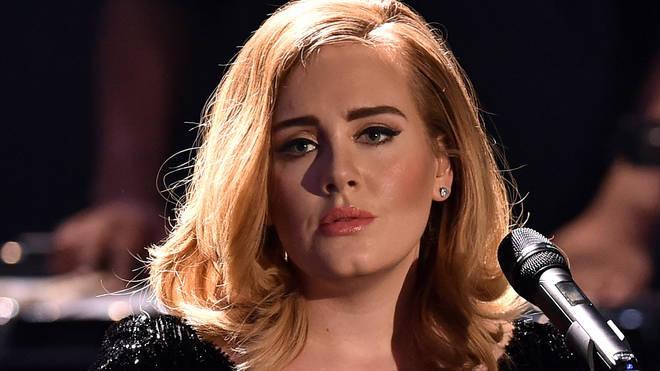 Adele in 2015