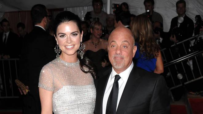 Billy Joel and third wife Katie Lee in 2009