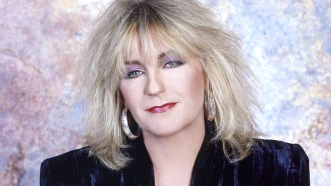 Christine McVie in 1987