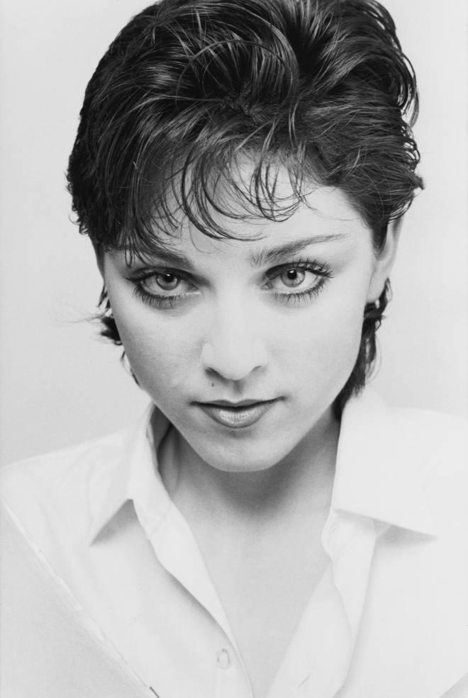 Madonna back in 1979
