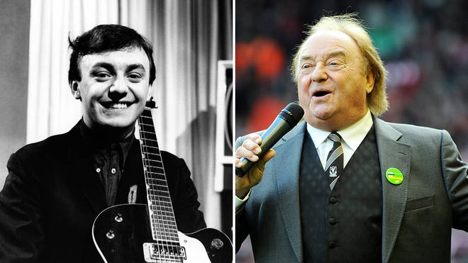 Gerry Marsden has died, aged 78