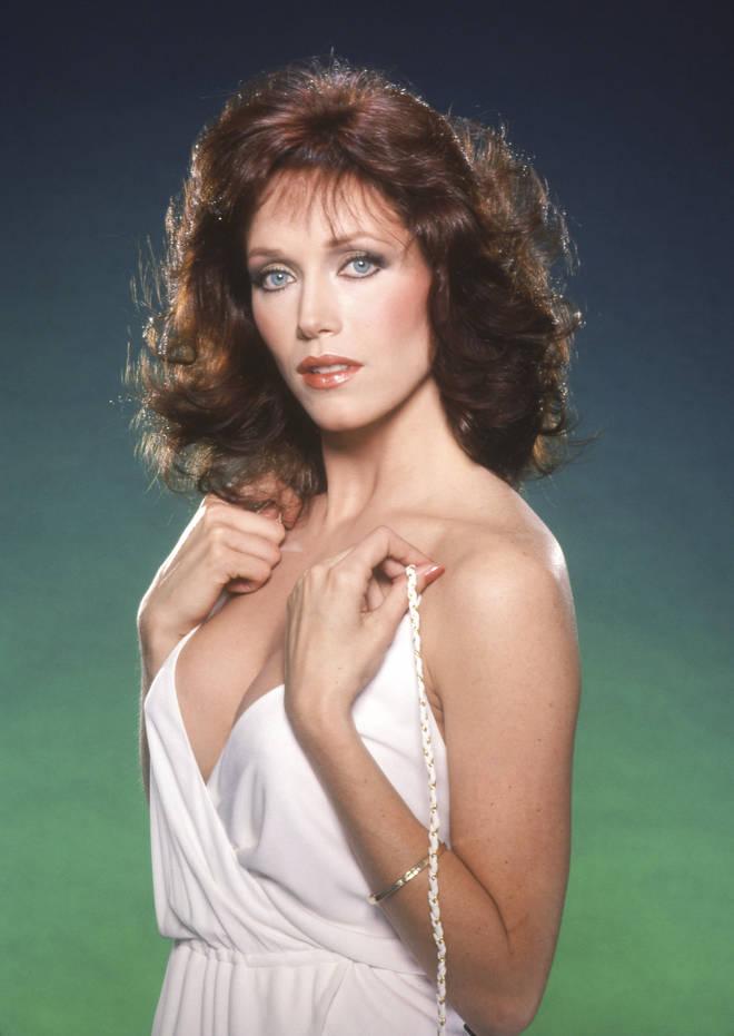 Tanya Roberts in 1980