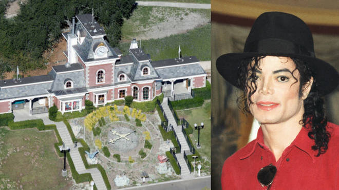 Michael Jackson's crumbling Neverland ranch has been sold for $22 million
