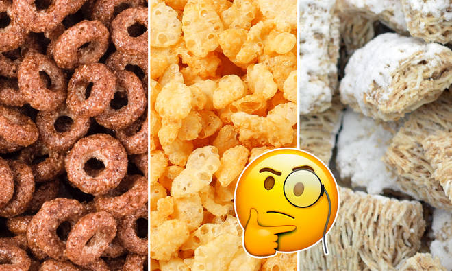 Cereal quiz