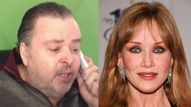 Lance O'Brian was speaking to Inside Edition when he halted to interview to take a call which confirmed Tanya Roberts did not die on January 3.