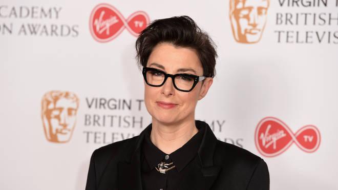 Sue Perkins in 2017