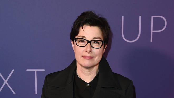 Sue Perkins in 2020
