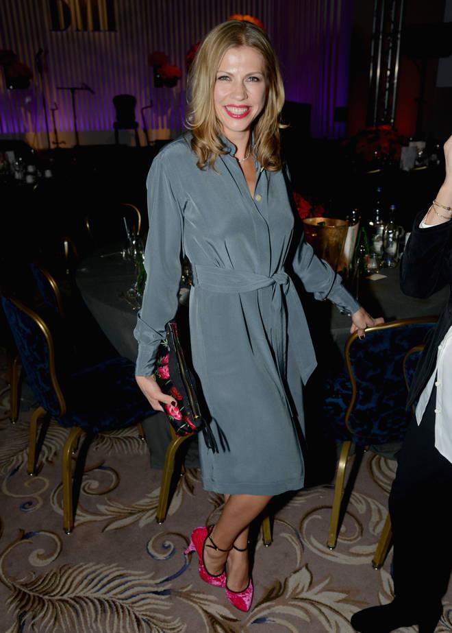 Jay Kay's partner Maria in 2017