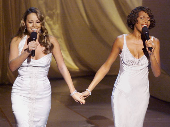Speaking after Whitney Houston's death, Nariah said that she was fed up of powerful women being pitted against one another.