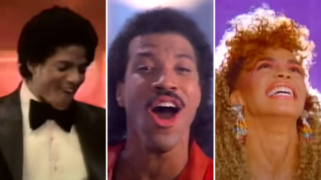 Michael Jackson / Lionel Richie / Whitney Houston