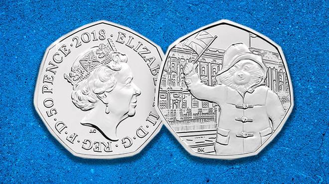 Paddington coin