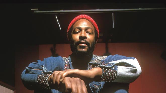 Marvin Gaye in 1973