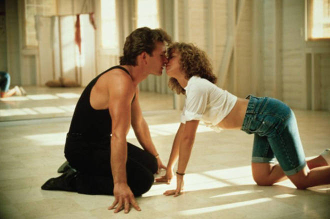 Solomon Burke's song 'Cry To Me' found worldwide fame when featured in the 1989 hit movie Dirty Dancing starring Patrick Swayze and Jennifer Grey (pictured)