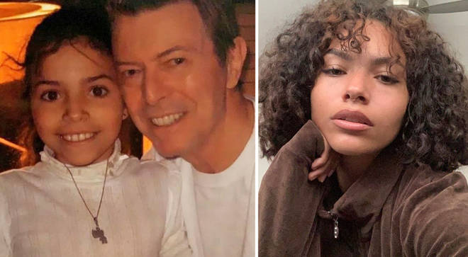 David Bowie's daughter Lexi Jones pays tribute to late father on what would have been his 74th birthday
