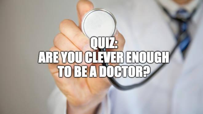 Doctor quiz