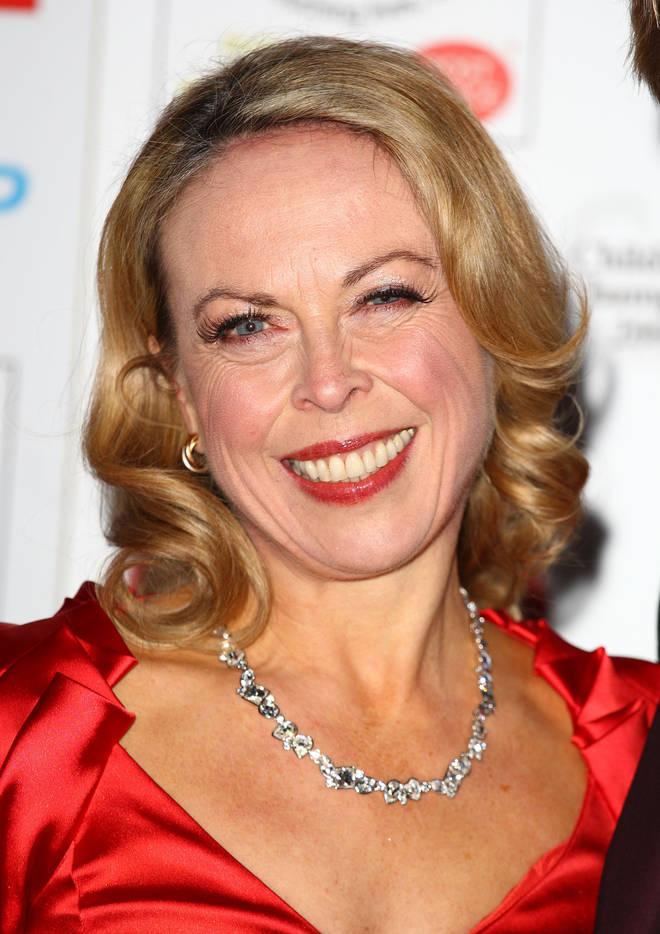 Jayne Torvill in 2009