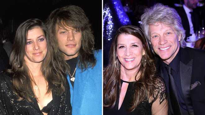 Jon Bon Jovi and Dorothea have been married since 1989