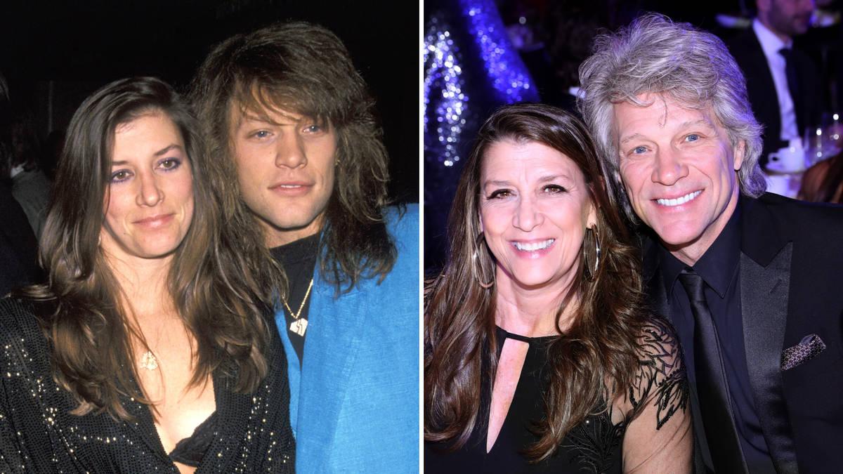 Jon Bon Jovi and wife Dorothea's 40-year romance, and their secret to long-lasting love