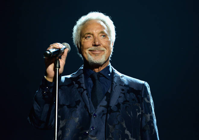 The Voice coach and singing legend Tom Jones has announced the release of the latest studio album 'Surrounded By Time'