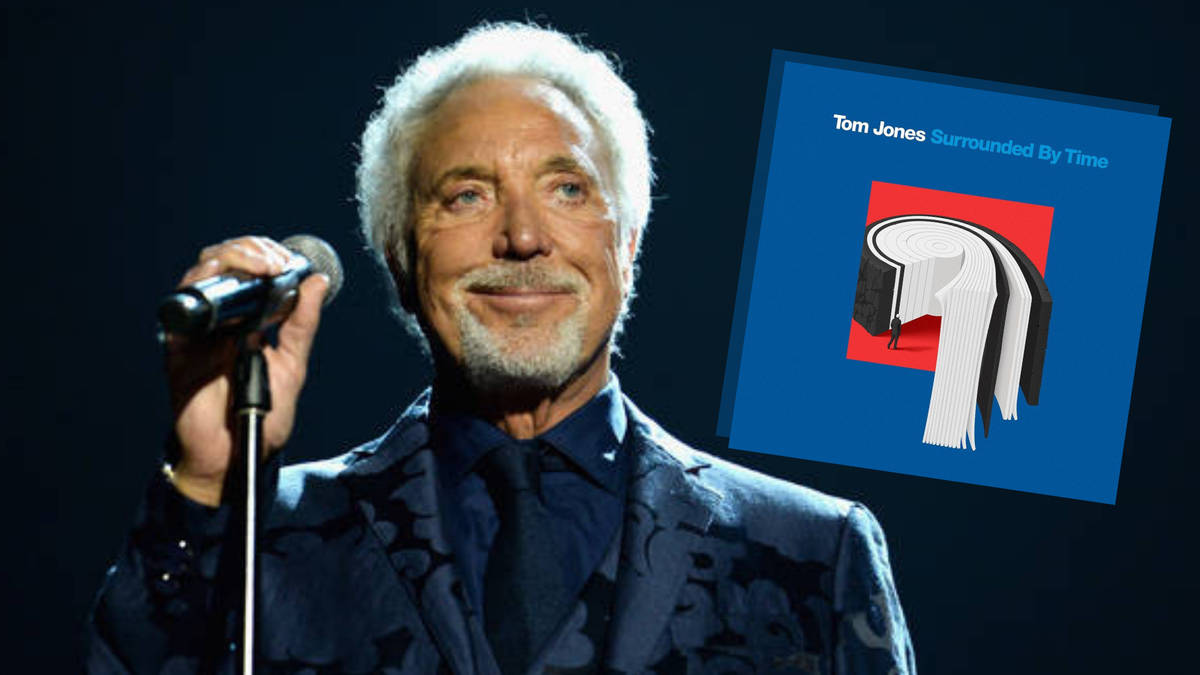 Tom Jones announces new album and releases vintage video for fantastic new song