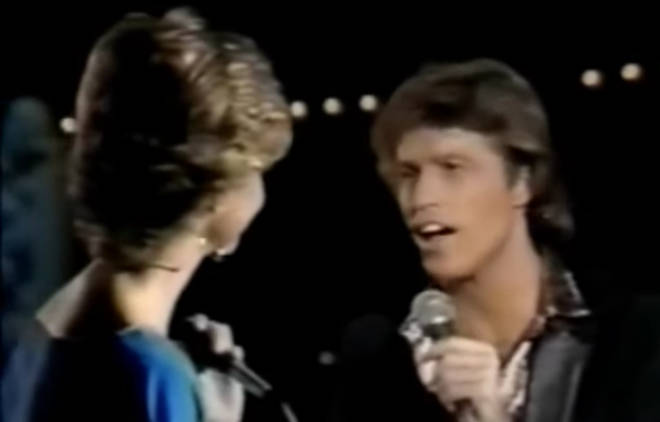 Olivia Newton-John and Andy Gibb were icons of the late '70s music scene and it was natural that the two superstars would collaborate on a duet.