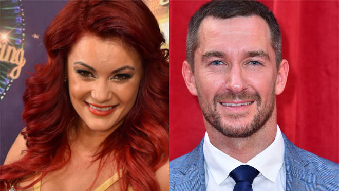 Dianne Buswell/Anthony Quinlan