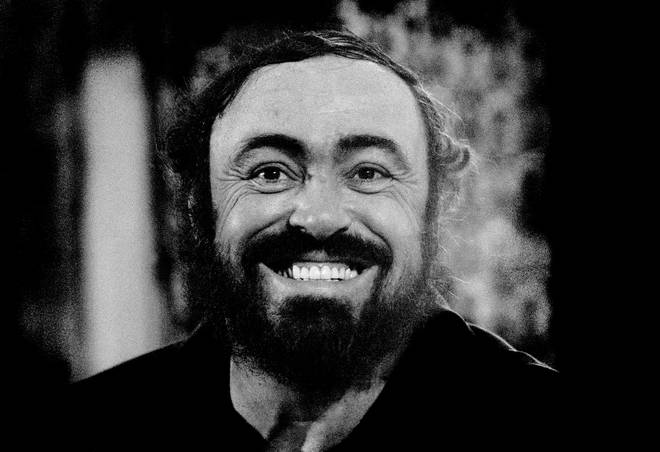 "30 minutes before the live show began a call came through from Pavarotti (pictured) saying, ""I don't feel well. I can't come. I sing for you next year,"" co-producer Tisha Fein told Billboard."