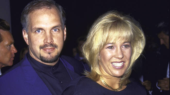 Garth Brooks and first wife Sandy