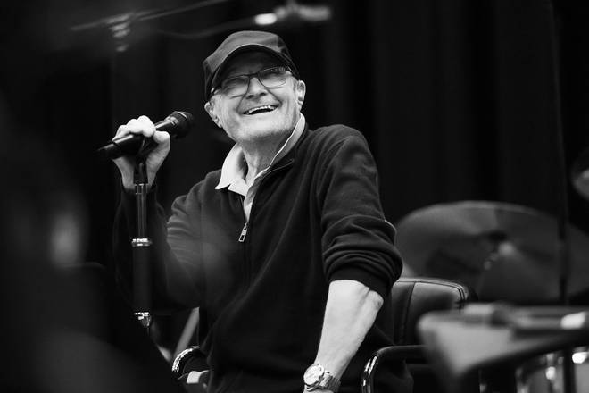 Genesis are one of the most successful bands of all time, selling over 100 million records worldwide. Pictured: Phil Colins.
