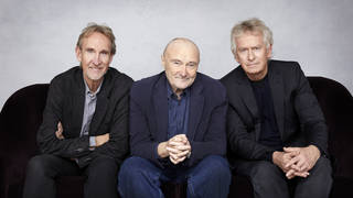 Tony Banks, Phil Collins and Mike Rutherford say they are rescheduling their 2021 The Last Domino? tour dates from April 2021 to September 2021.