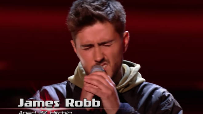 A 27-year-old youngster from Hertfordshire stunned coaches on The Voice this weekend.