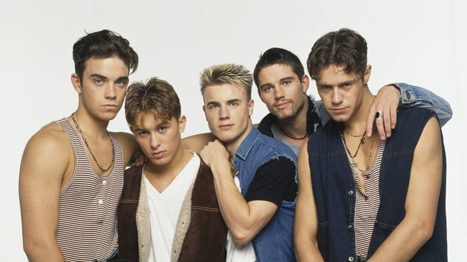 Take That in 1992