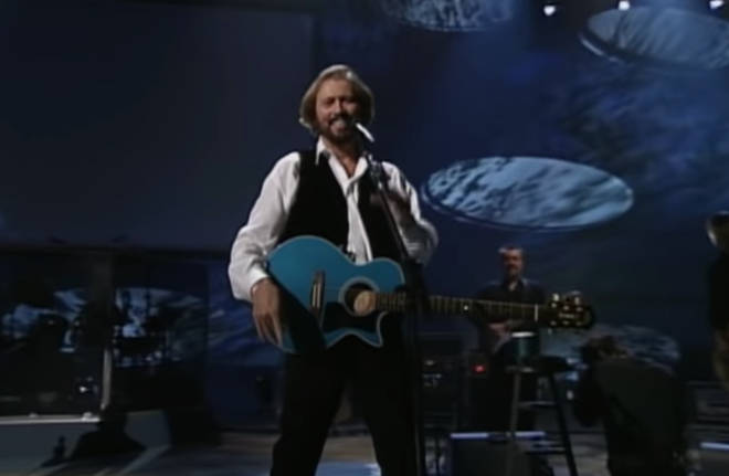 The Bee Gees are renown for their incredible live performances and one night in 1997 has gone down in history as one of the trio's greatest ever gigs.